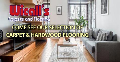 Carpet, Hardwood and More | Wicall's Carpet & Flooring