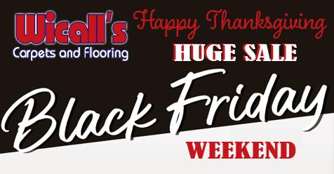 Happy Thanksgiving SCV | Wicall's Carpets & Flooring