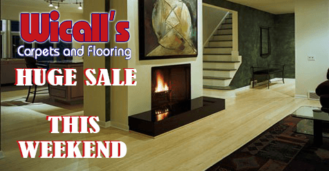 Wicall's Carpets & Flooring, Come See Us Soon