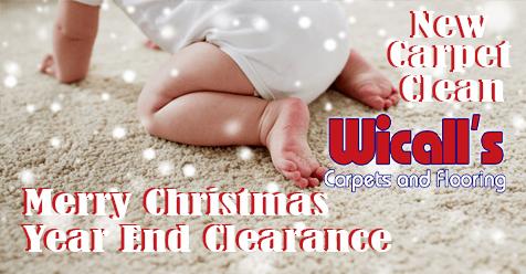 Merry Christmas | Wicall's Carpets & Flooring