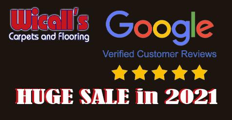 Wicall's Carpets & Flooring 5 Star Service