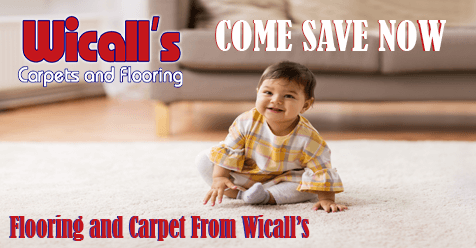 Save Now on Carpet & Flooring | Wicall's Carpets and Flooring