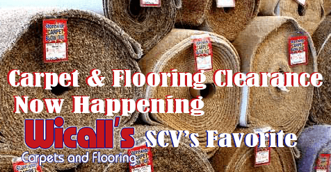 SCV's Favorite Carpet and Flooring Store | Wicall's Carpets & Flooring