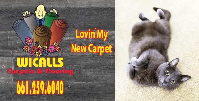Nothing Like the Smell of New Carpet