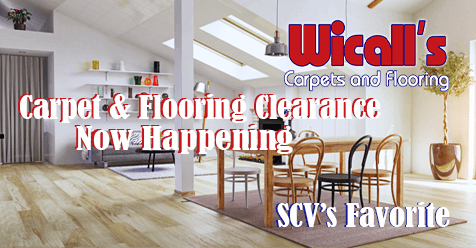 Check Out Our Spring Sale This Saturday | Wicall's Carpets & Flooring
