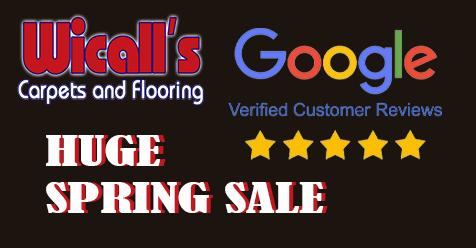 Wicall's Carpet & Flooring SCV | Spring Beautification