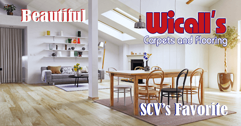 Wicall's Carpets & Flooring | New Flooring In One Word; Beautiful
