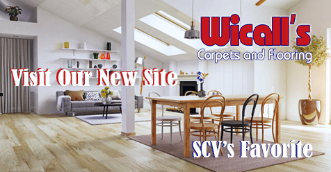 We've Updated Our Website | Wicall's Carpets & Flooring