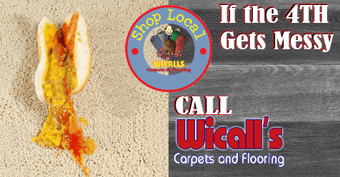 SUPER SALE THIS JULY | Wicall's Carpets & Flooring